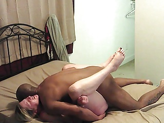 extreme screaming granny ravaged by huge black cock pt 1