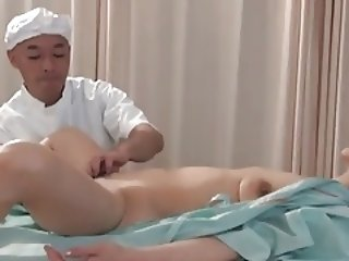 Mature Asian visits Doctor-by PACKMANS