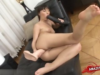 Wife brutal face fuck