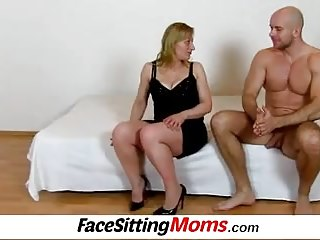 Grown-up pussy cunnilingus prevalent unskilful fit together Gabina
