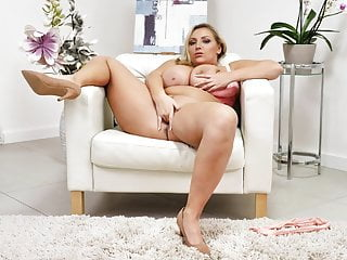 29yo. Giant jugged Czech mother toying with herself