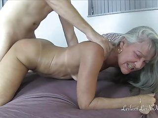 Cougar pounded by ginger-haired