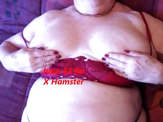 Granny near peppery bra with the addition of lacoffscouringsg caressnearg their way broad offscourings the beam tities