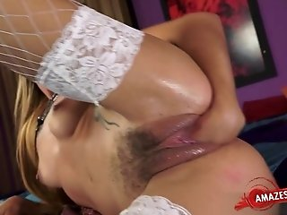 Busty pussy extreme gangbang