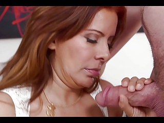 Stuning Latina Milf Great Boobs Give A Great Blowjob