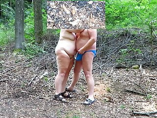 Forest leafless wank with respect to little one