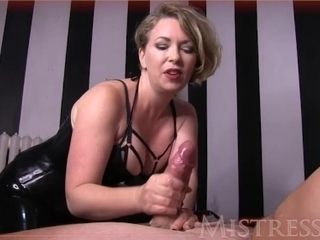 Domina Step mother cougar