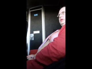 """Riding """"Cumming"""" in the first place Greyhound"""""""