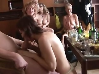 I feel so much pleasure from having group sex in front of the camera