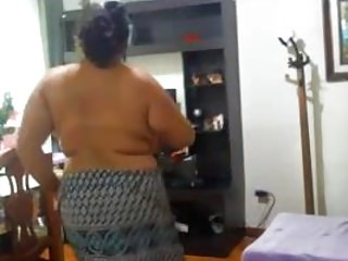 Blinking INDIAN MILF -SECRETLY TAPED