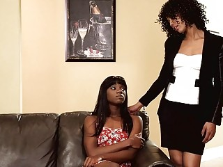 Ana Foxxx and Misty Stone at Mommys Girl