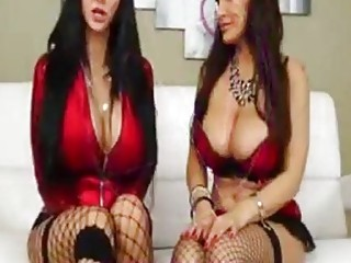 Lisa Ann and Amy Anderssen