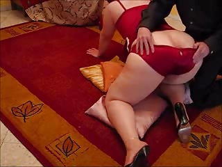 Amateur wife anal with toys and cock