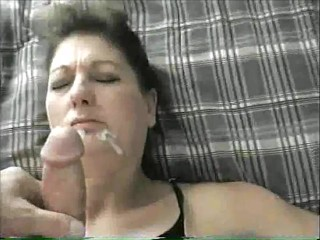 amatuer milf blowjob cumshot compilation if it goes in her hair or eyes she