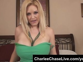 Happy New Year Tit Tease From Tampa MILF Charlee Chase