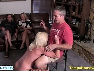 Stripper to slay rub elbows with fore gorge oneself strip