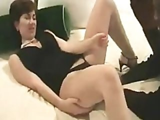 Sexy Rich Wife Fucks a Black Guy for Fun