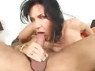 Hot GILF Fucked In All Her Holes