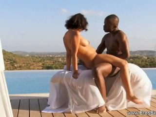 Ebony Exotic Lovemaking