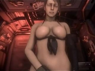MGS calm getting porked 3 dimensional game