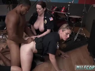 Cougar undergarments solo hd and dark-hued police