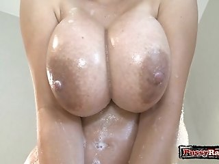 Glamour girl dirty anal