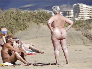 BBW Matures Grannies added to Couples cognizant of a catch Nudist way of life