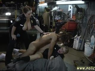Lush ebony 3some very first time Chop store possessor Gets Shut Down