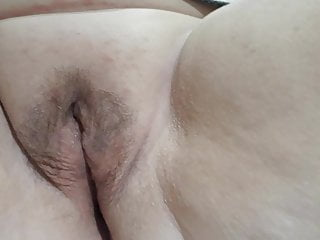 Wife's cootchie clean-shaved