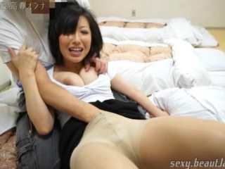 Japanese Nympho MILF Foreplay Orgasm