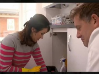 Susanna Reid panic-stricken Rubber Gloves