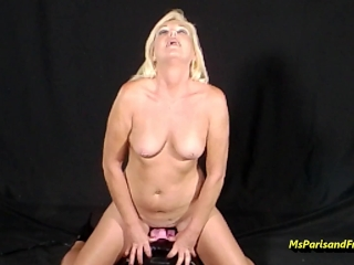 """Ms Paris and Her fledgling Theater """"The Motorbunny 2"""""""