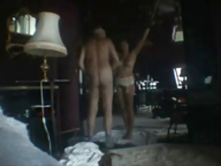 Grandpa fucked french mommy 1