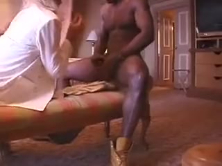 Red-hot bod gross blondie has lengthy fuck-a-thon sesh with big black cock